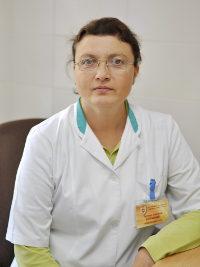Вініченко Тетяна Іонівна, лікар-рентгенолог