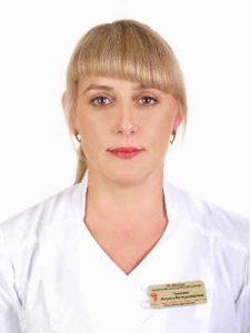 Гуменюк Марина Володимирівна, лікар-отоларинголог