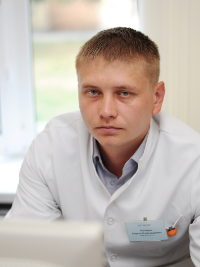 Малащук Кирило Олександрович, Лікар-рентгенолог