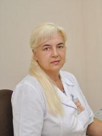 Танакова Олена Володимирівна, лікар з ультразвукової діагностики