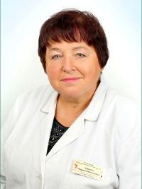 Царьова Людмила Миколаївна, лікар-офтальмолог