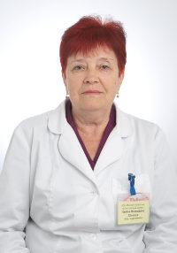 Шлапак Любов Олексіївна лікар-невропатолог