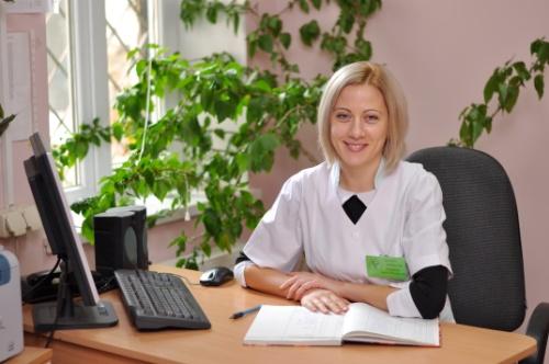 Завідувач, бактеріолог Романяк Ірина Василівна
