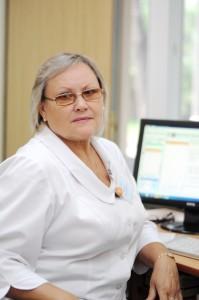 Сидоренко Єлізавета Парамонівна