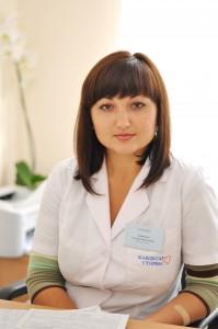 Харченко Тетяна Василівна