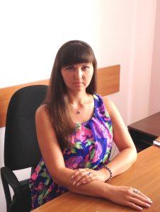 Бухгалтер - Могир Людмила Вікторівна