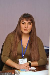 Намазова Юлія Ісмаілівна
