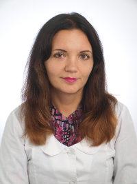 Васюта Леся Василівна лікар-рентгенолог