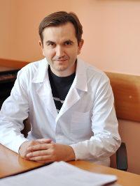 Демчук Олександр Петрович, лікар-нарколог