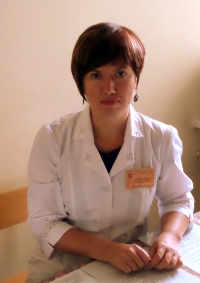 Дорошкевич Інна Олександрівна - лікар-ендокринолог