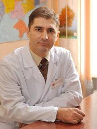 Дрогомерецький Костянтин Михайлович, Лікар-отоларинголог