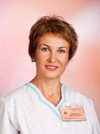 Зарубенко Лариса Георгіївна, лікар-офтальмолог дитячий