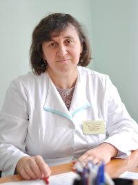Казьміришена Оксана Яківна, терапевт