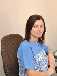 Кудратова Світлана Юріївна, лікар з ультразвукової діагностики