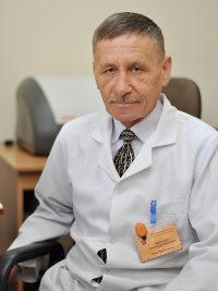 Малащук Олександр Семенович, лікар-рентгенолог