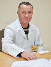 Низькошапка Сергій Миколайович, лікар-ендоскопіст