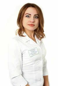Поліщук Ірина Анатоліївна - лікар-кардіолог