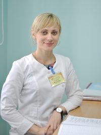 Сердега Анна Іванівна, лікар-акушер-гінеколог