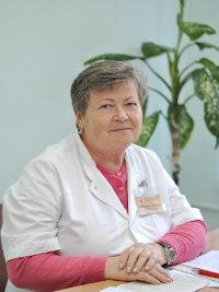 Стручкова Катерина Гнатівна, лікар-терапевт