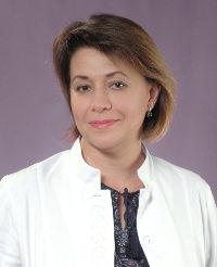 Ячиченко Людмила Андріївна лікар-офтальмолог